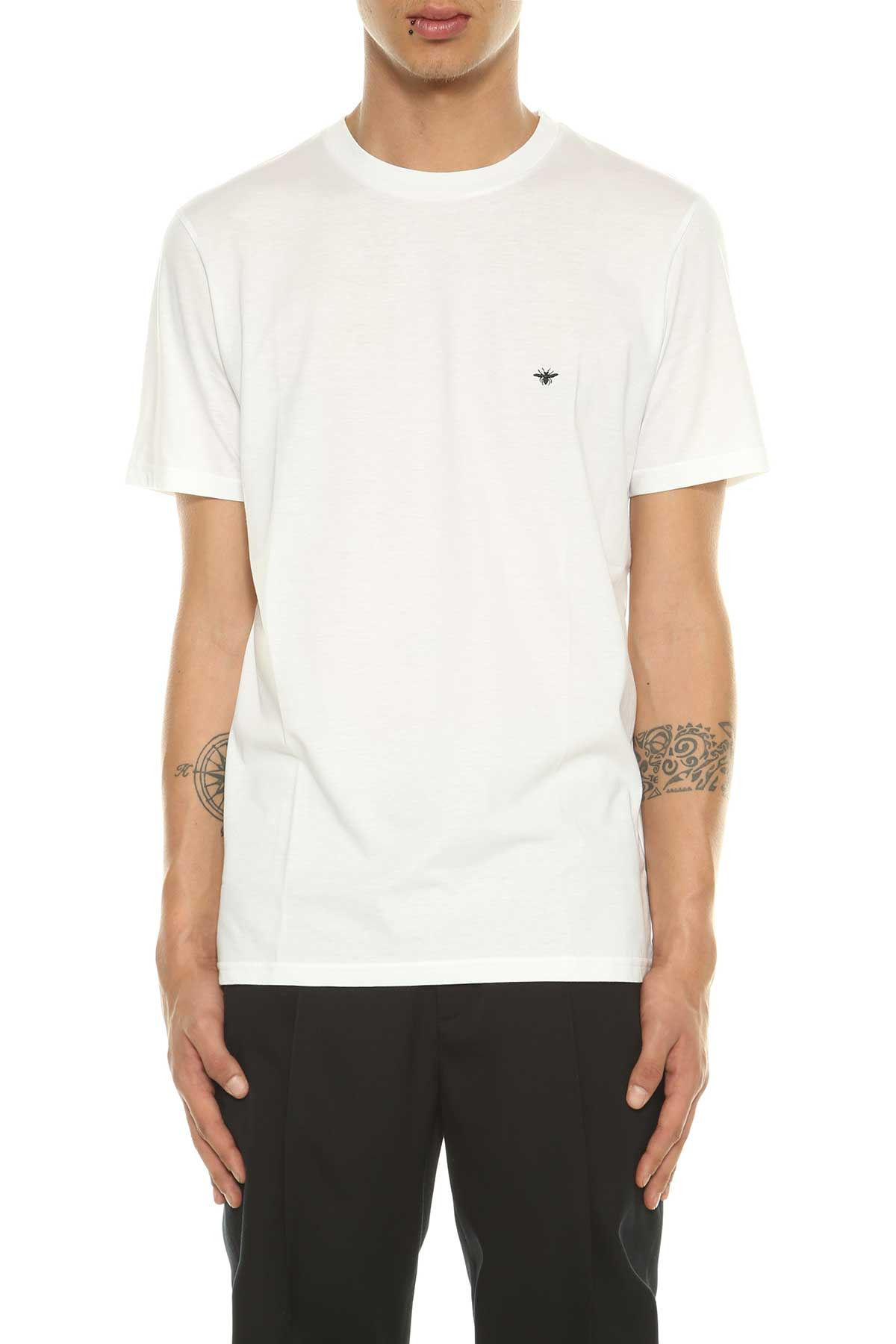 Dior Homme T-shirt With Bee