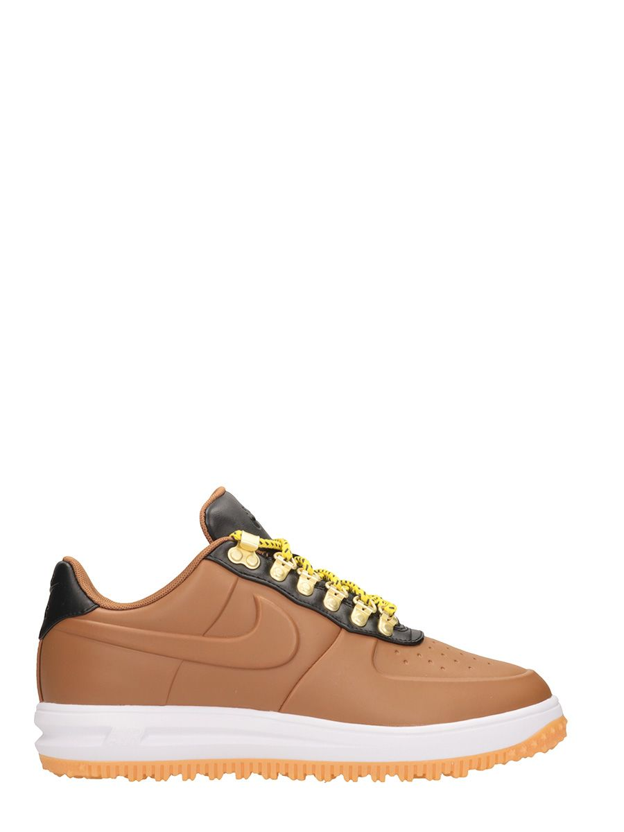 Nike Lunar Force 1 Duckboot Leather Color Sneakers