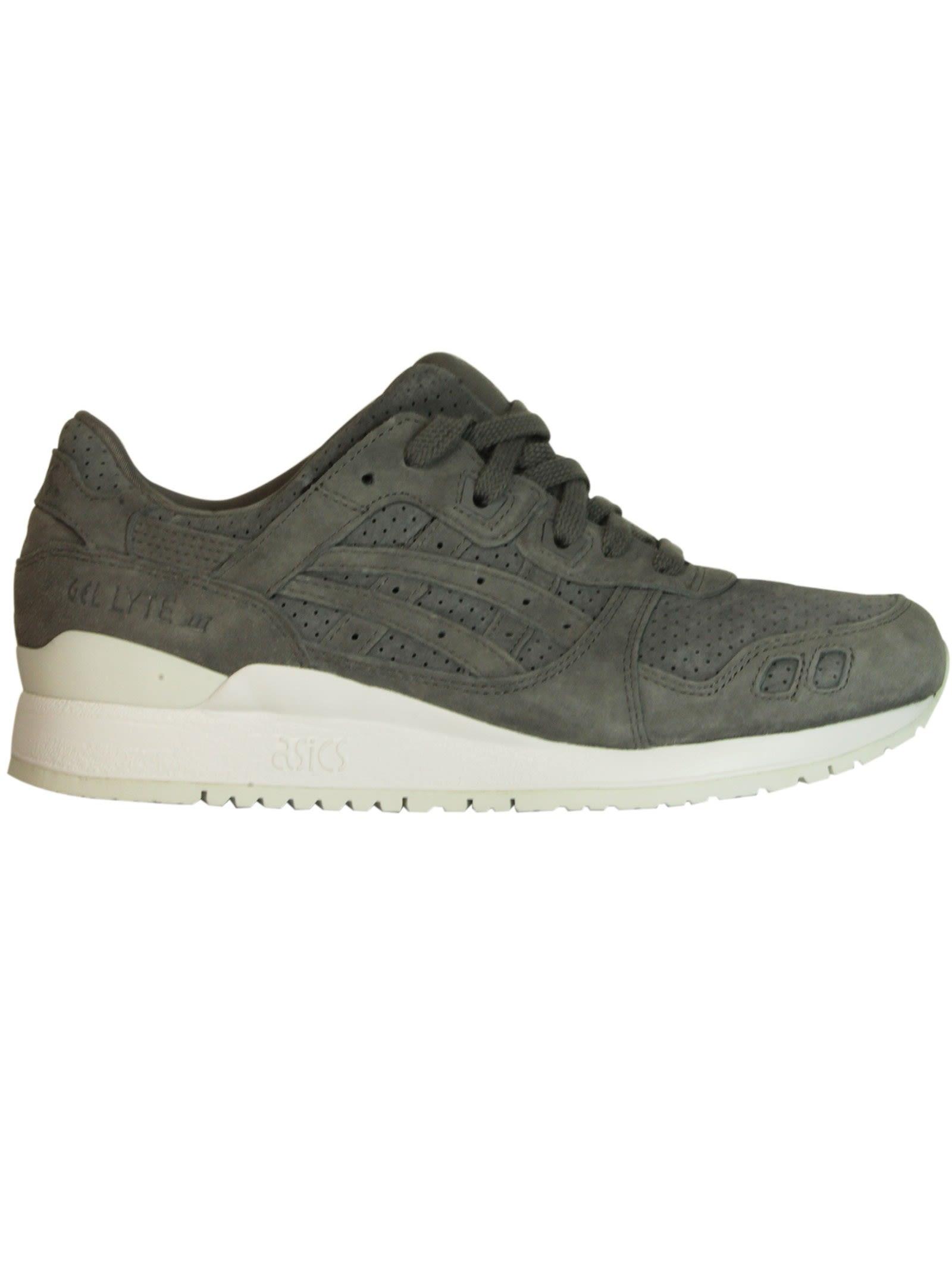 Asics Aluminium Gel-lyte Iii Sneakers