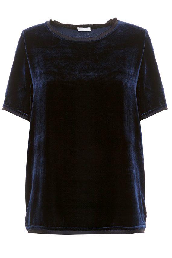 Parosh Velvet Knitwear