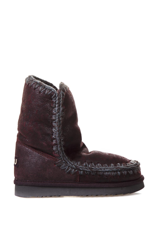 Mou Eskimo 18 Shearling Boots
