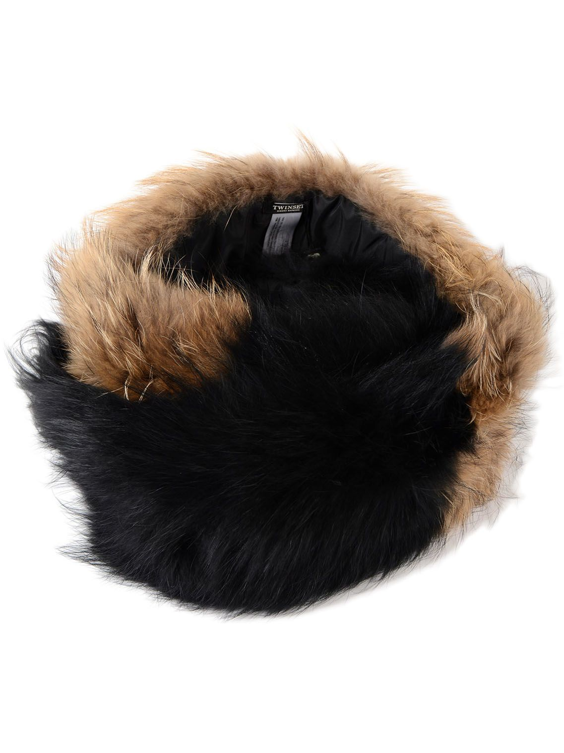 Twin-Set Fur Scarf