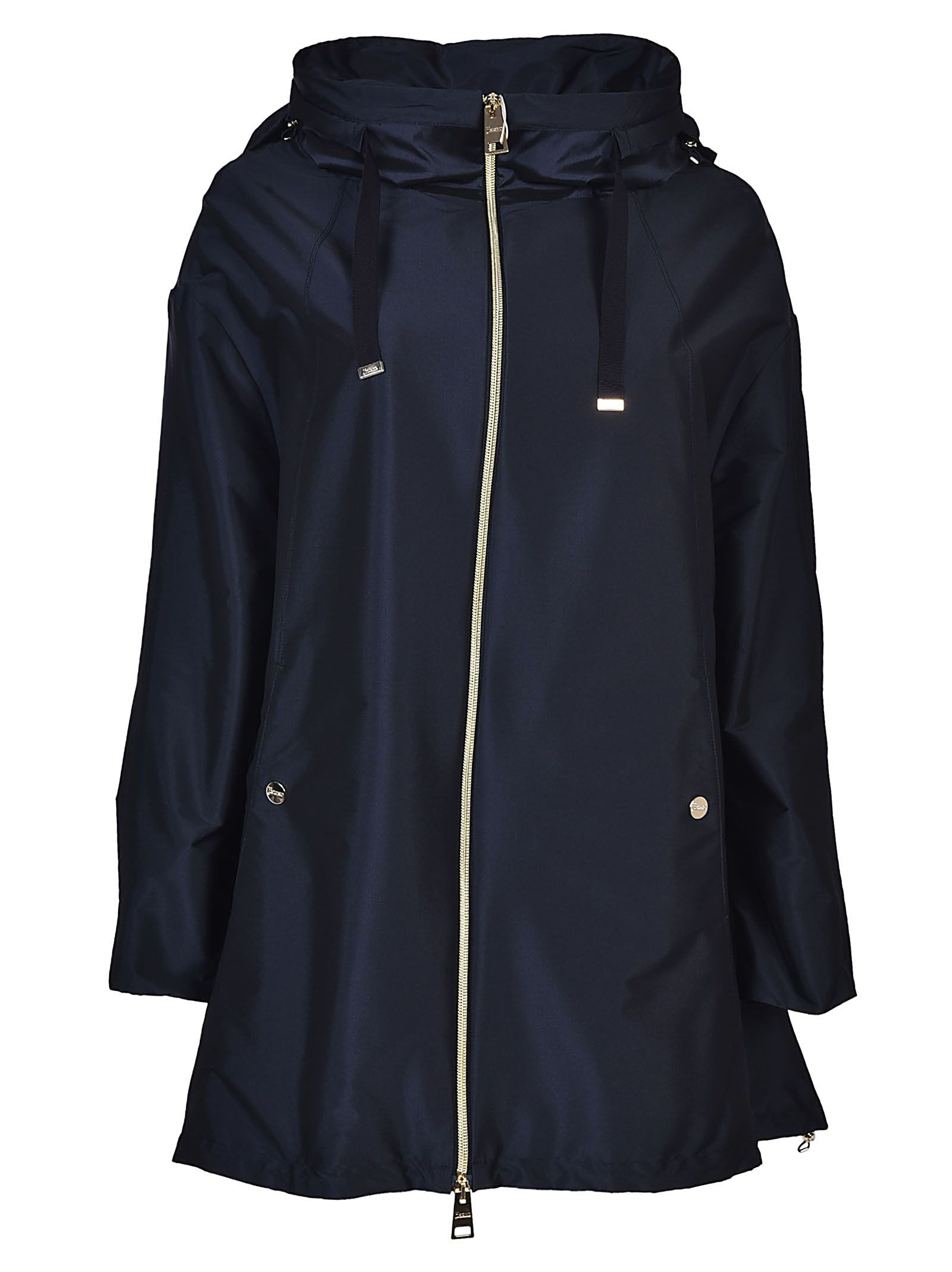 Herno Oversized Hooded Jacket