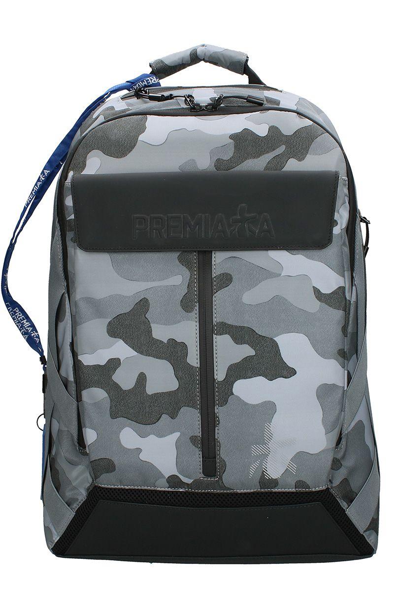 Premiata Chatwin Camouflage Nylon Backpack