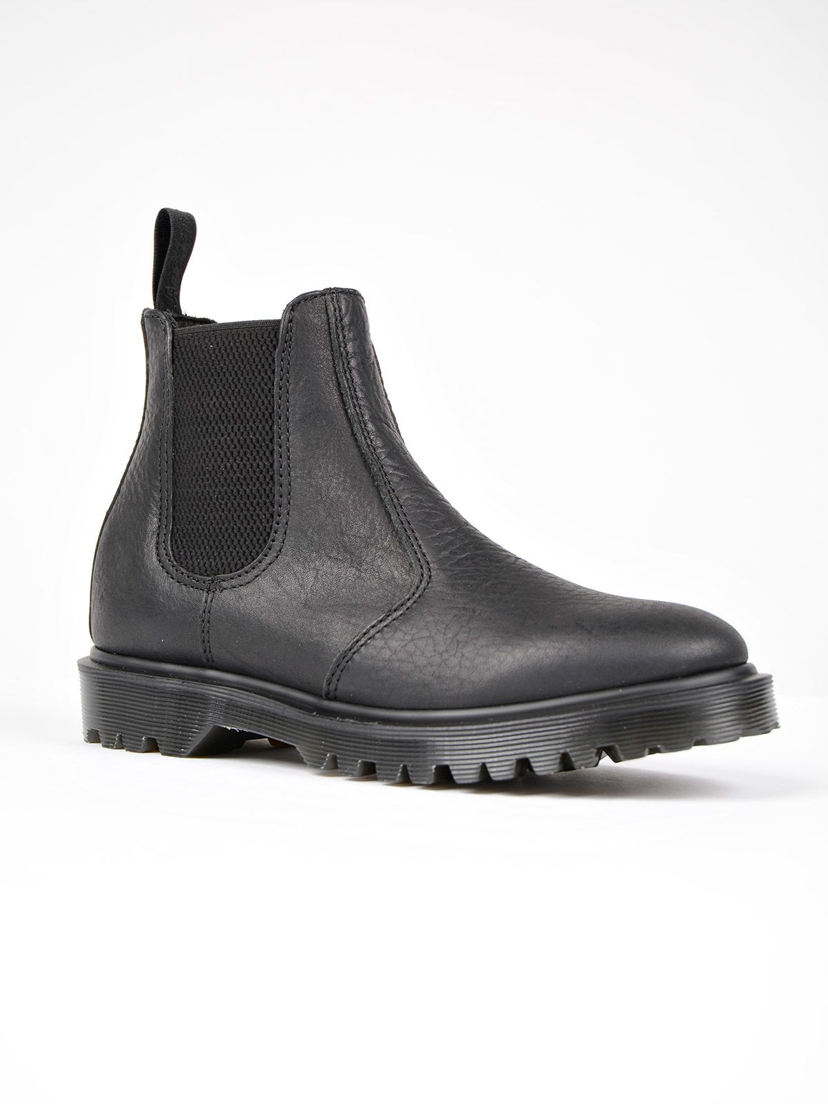 dr martens dr martens chelsea ankle boots black women 39 s boots italist. Black Bedroom Furniture Sets. Home Design Ideas