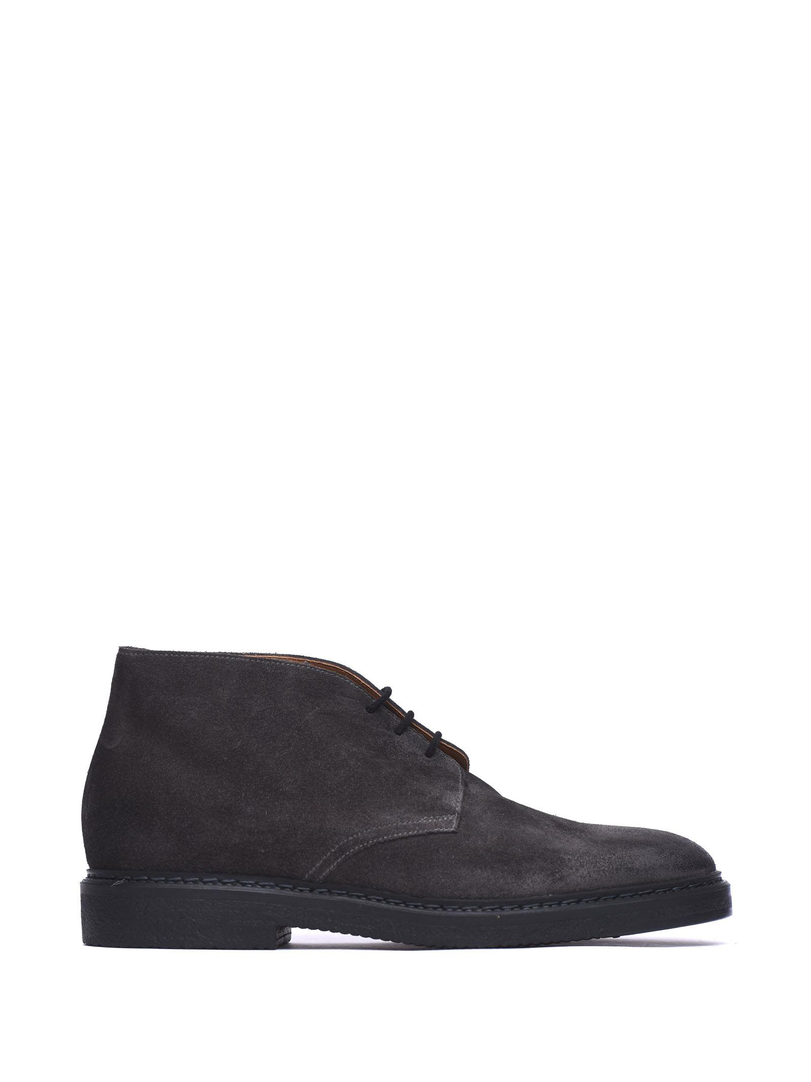 Doucals Desert Boots Grey