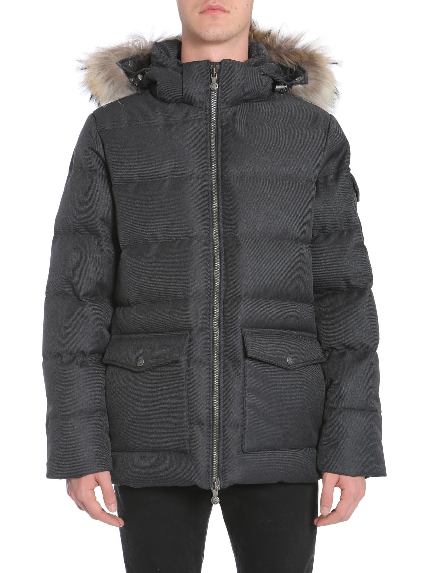 Authentic Down Jacket