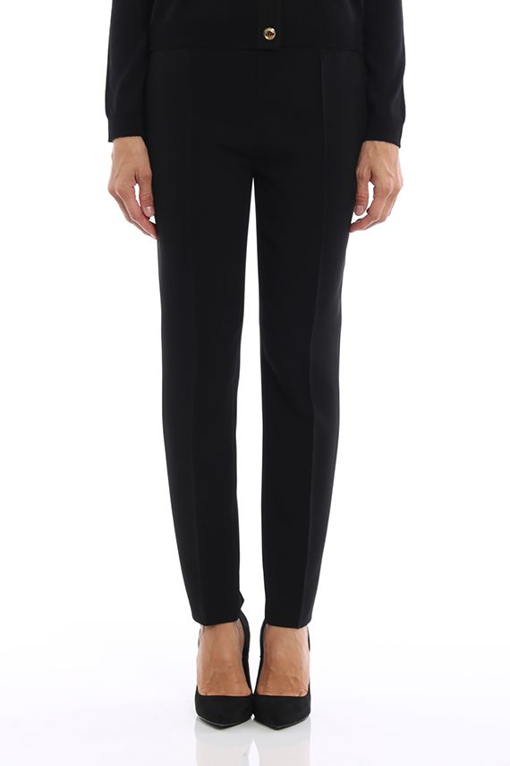Boutique Moschino Pants In Cady