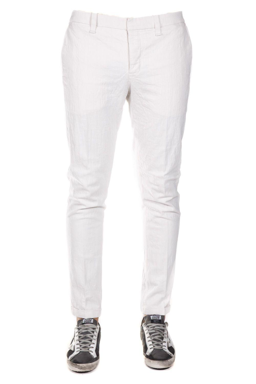 Dondup Gaucho Cotton Trousers