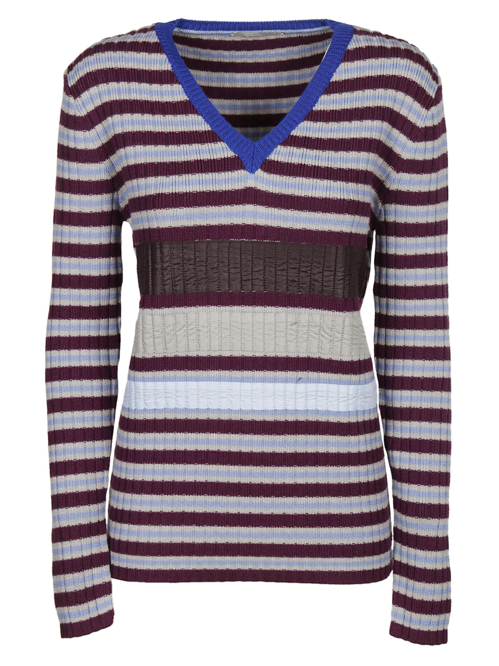 Marco De Vincenzo Stripe Jumper