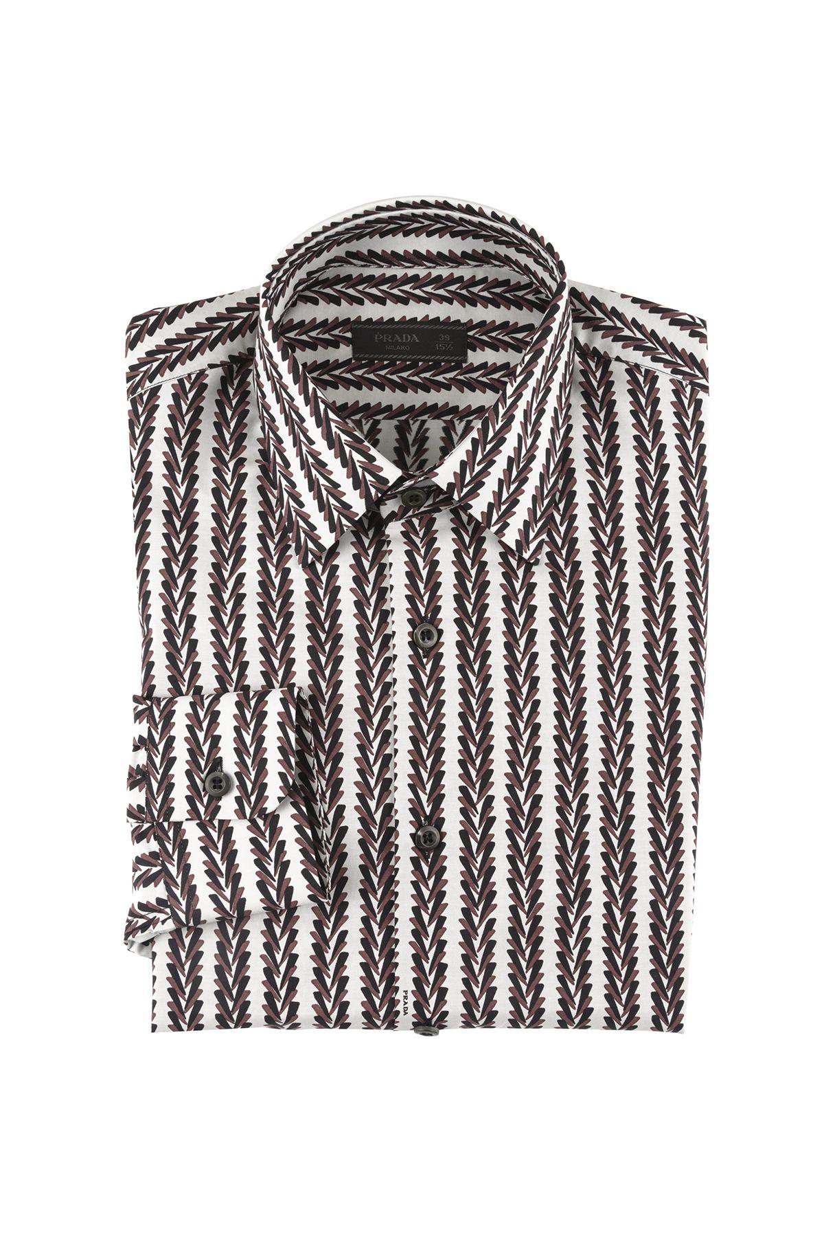 Spina Poplin Shirt