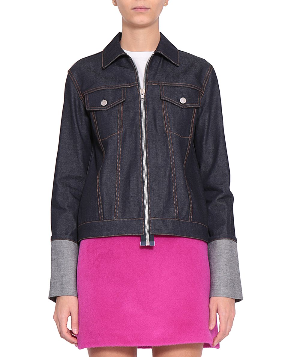 Helmut Lang 2004 Cotton Denim Jacket