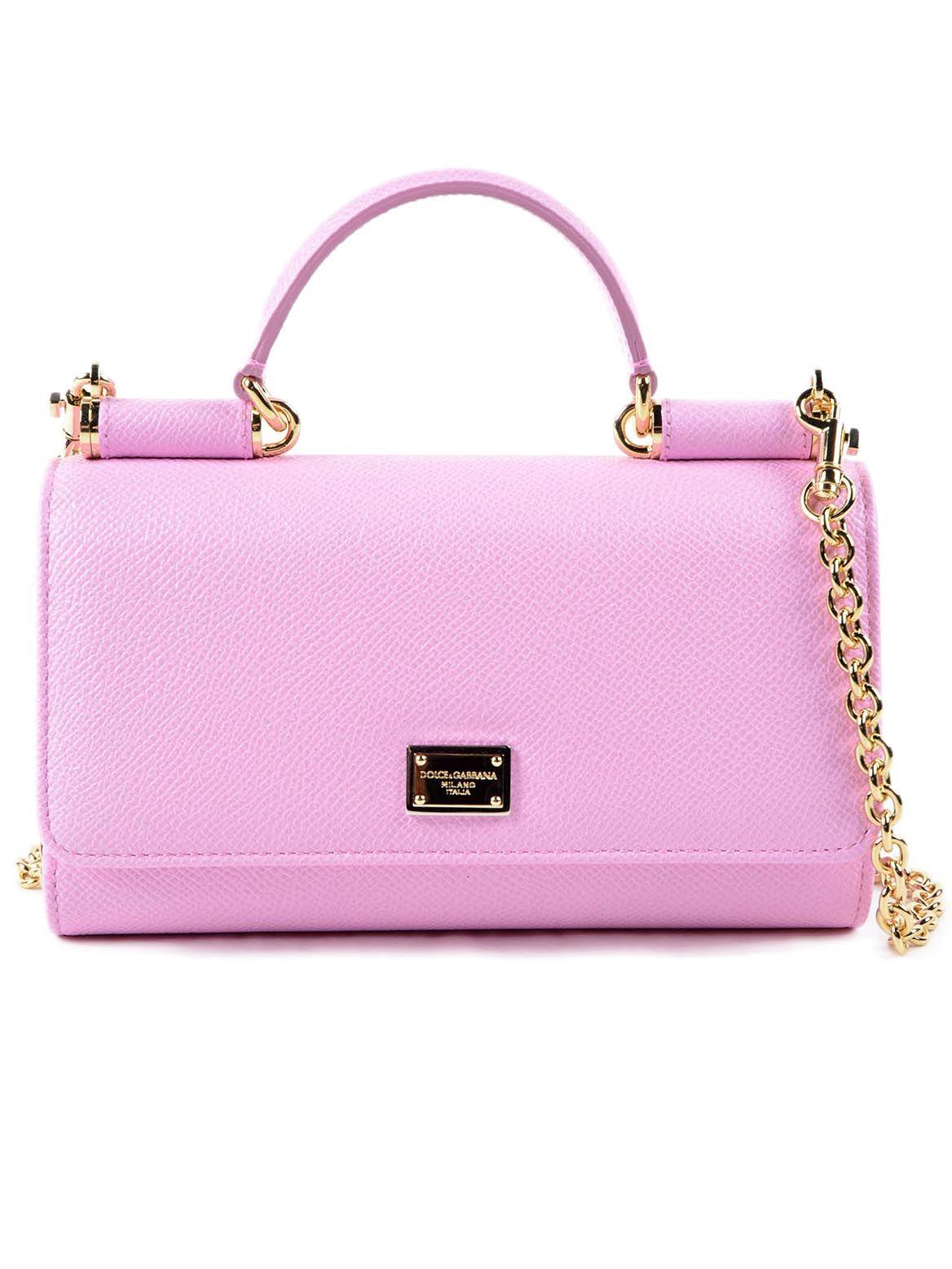 Dolce & Gabbana Dolce & Gabbana Mini Von Shoulder Bag