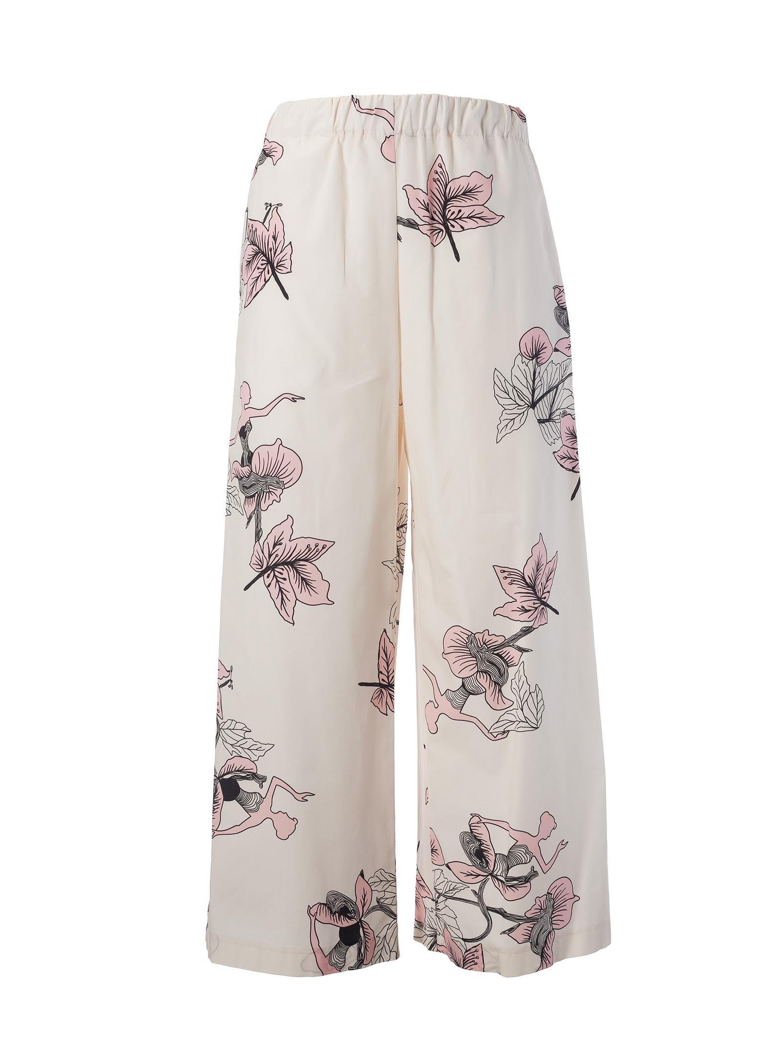 Vivetta Printed Trousers