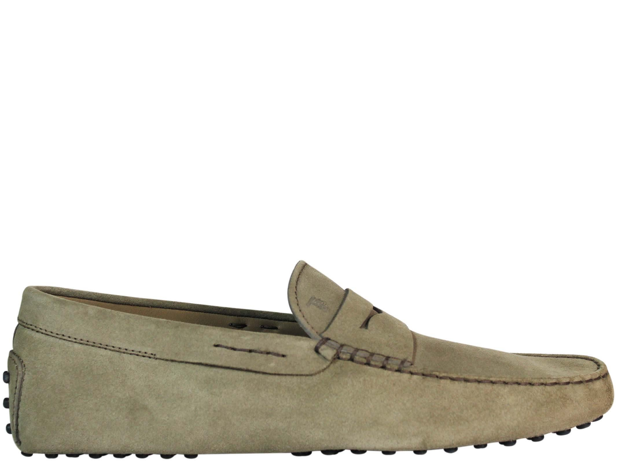 Tods Sand Classic Driving Shoes