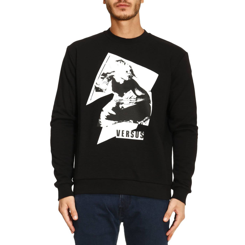 Sweatshirt Sweater Men Versus