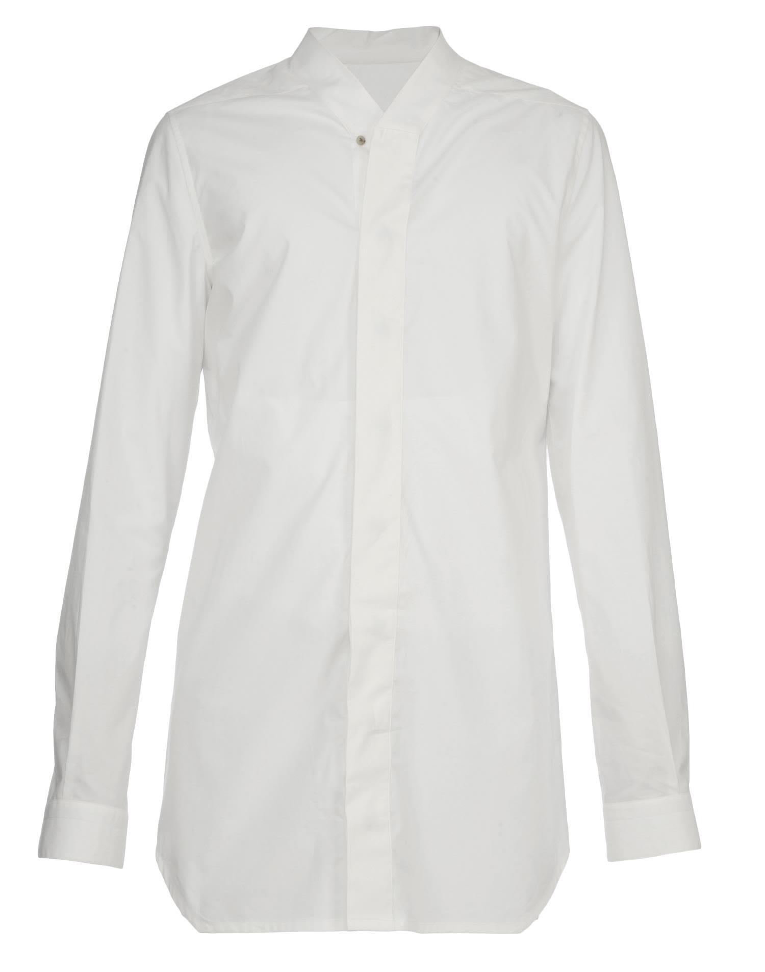 Rick Owens Cotton Shirt