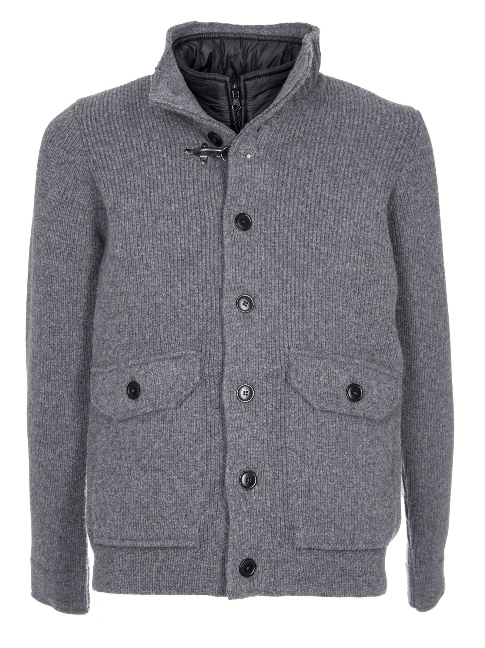 Fay Buttoned Pocket Jacket