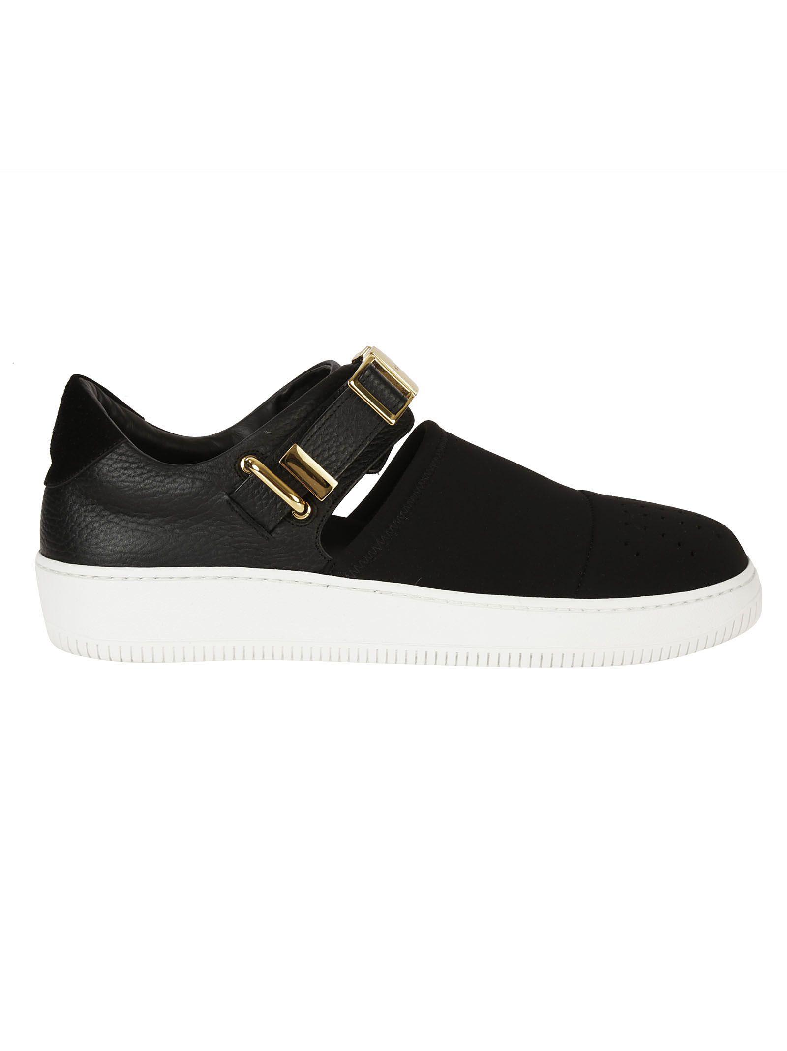 Buscemi Buckle Fastening Sneakers