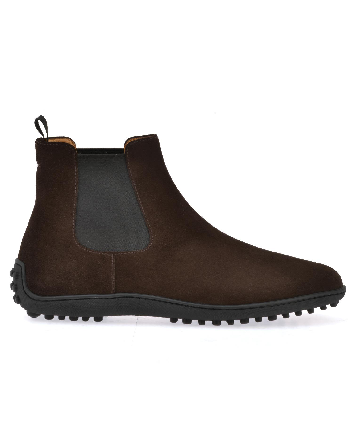 Car Shoe Leather Chelsea Boot