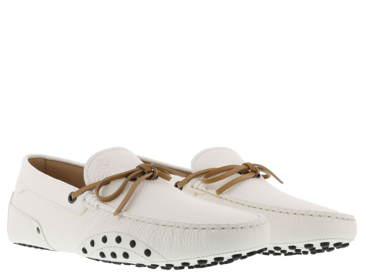 Tods For Ferrari Loafers