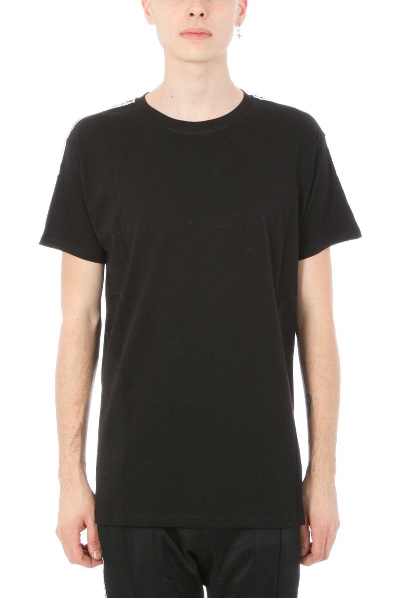 Les Artists Black Kanye Cotton T-shirt