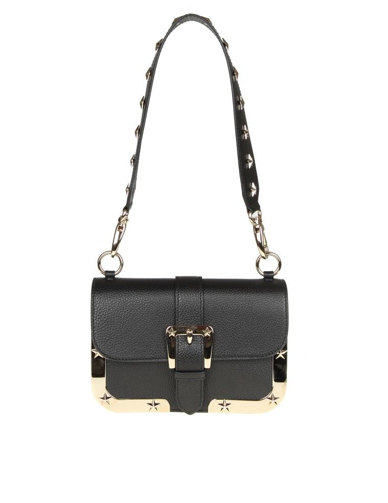 Red Valentino Shoulder Bag With Stars