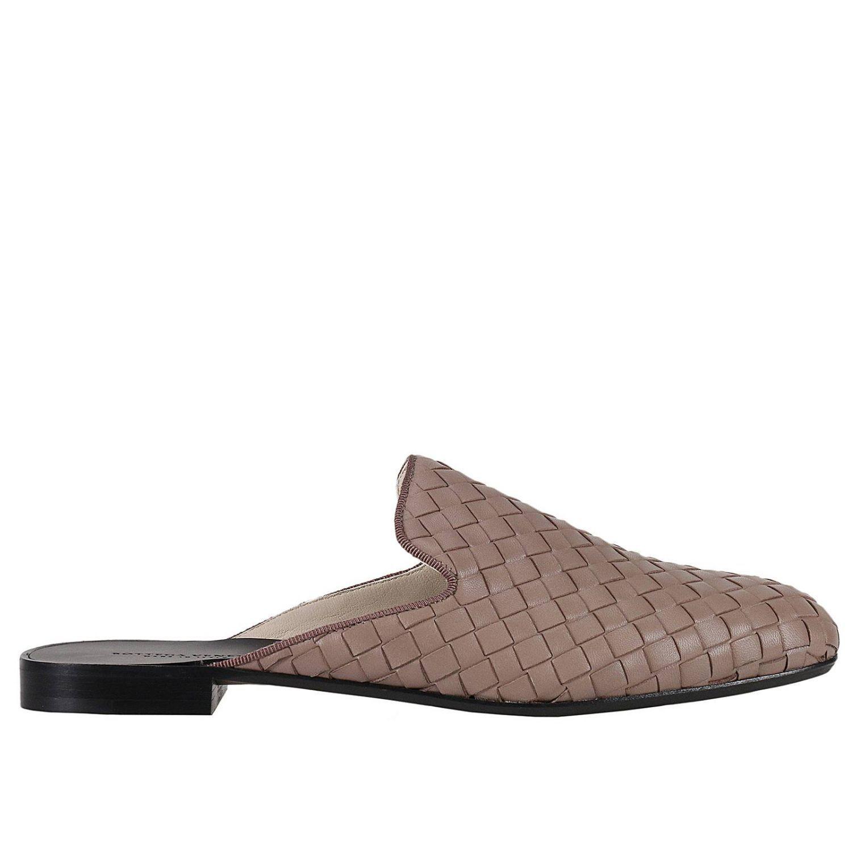 Flat Shoes Shoes Women Bottega Veneta