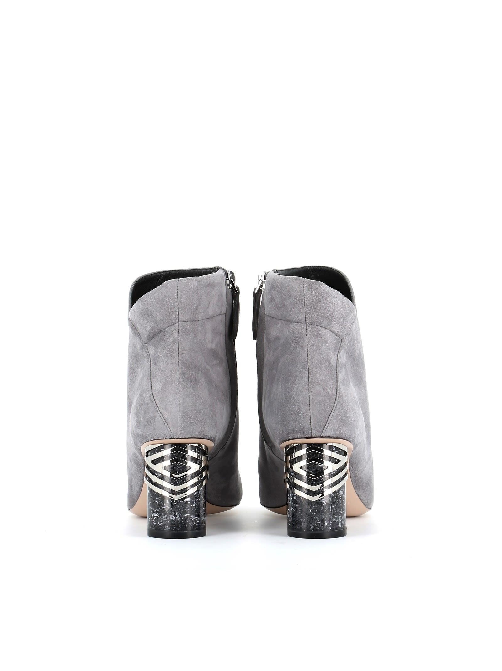 Nicholas Kirkwood zaha Ankle Boots