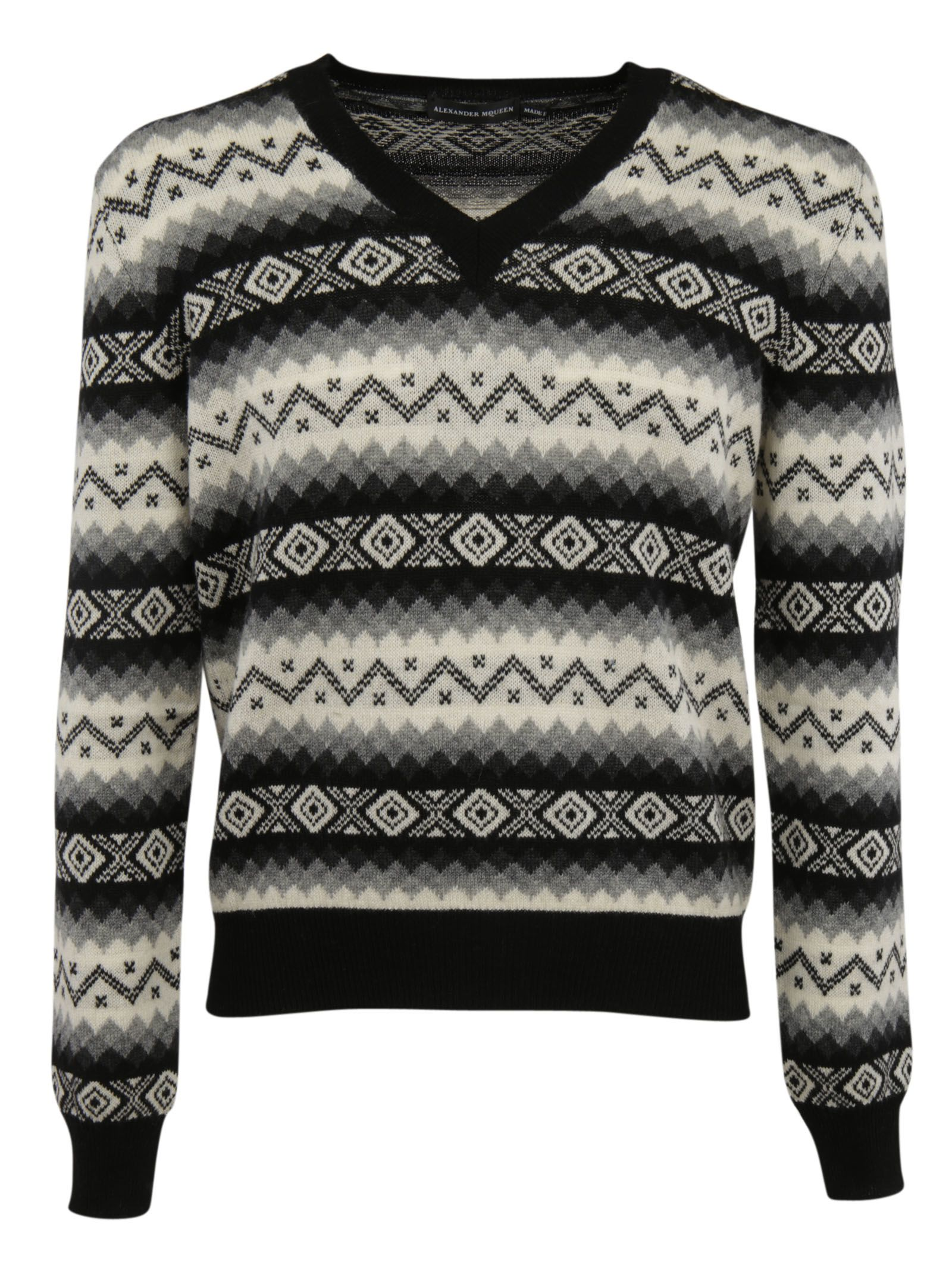 Alexander McQueen V-neck Sweater