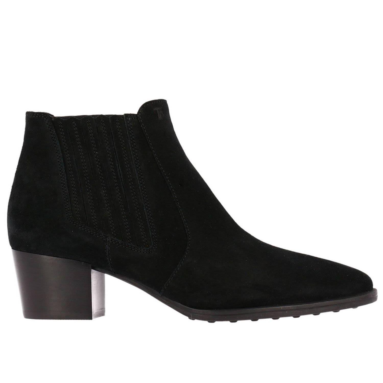 Heeled Booties Shoes Women Tods