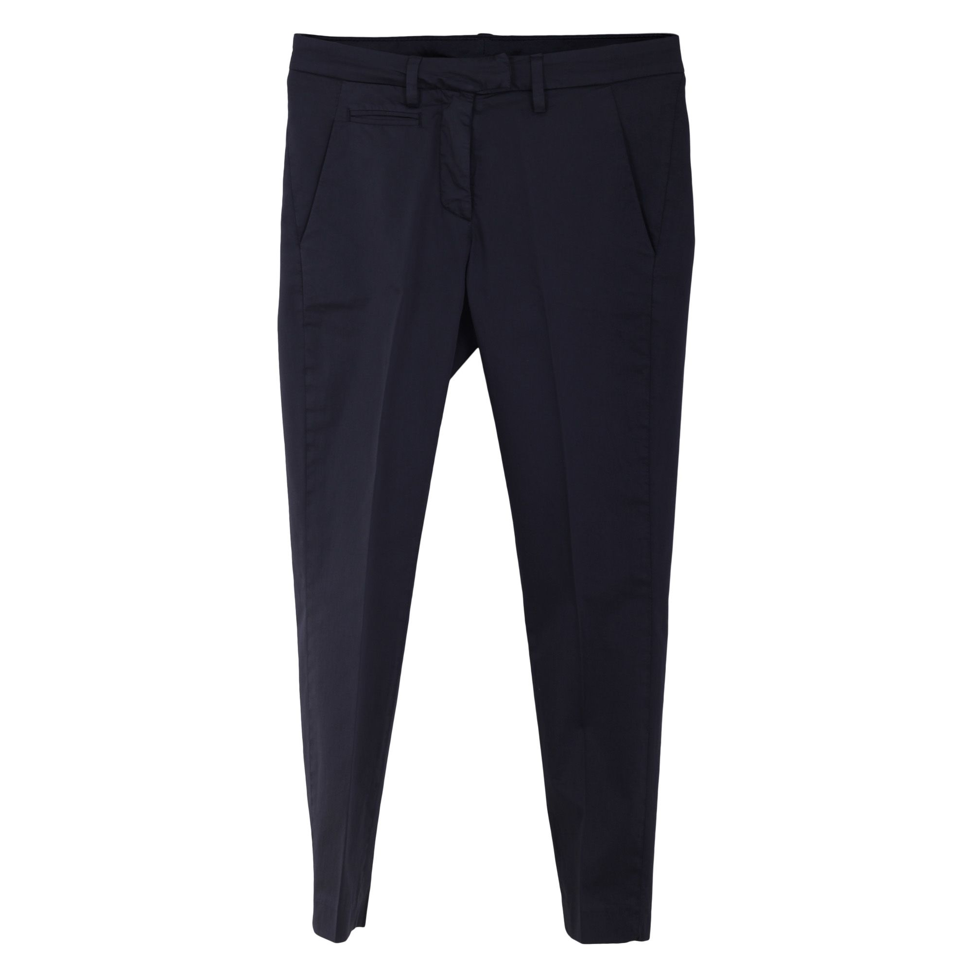 Dondup Perfect Cotton Blend Trousers