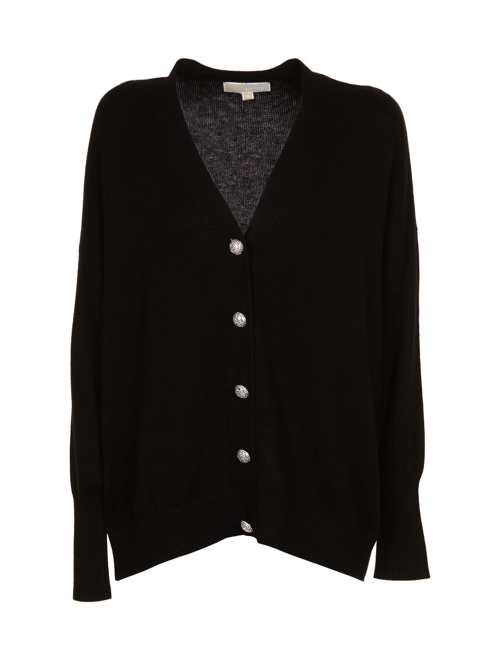 Michael Kors Button Cardigan