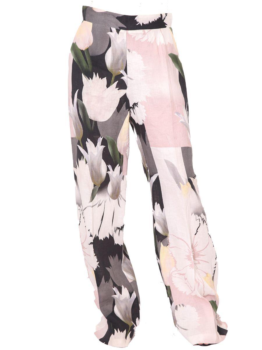 Hanita - Linen Pants