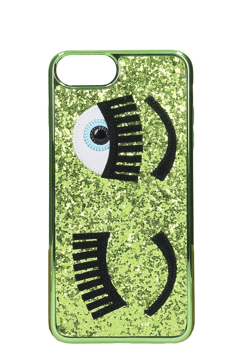 Chiara Ferragni Flirting Glitter Iphone S7plus Case