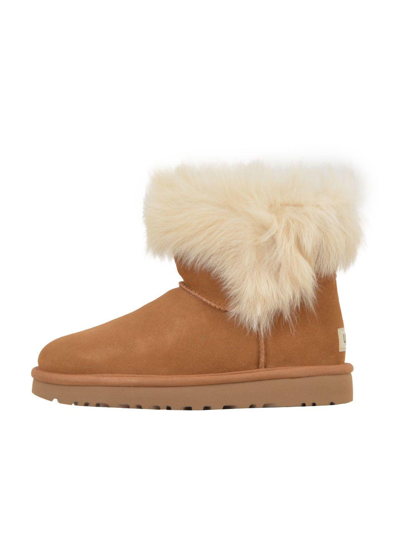 UGG Milla Chestnut Boots