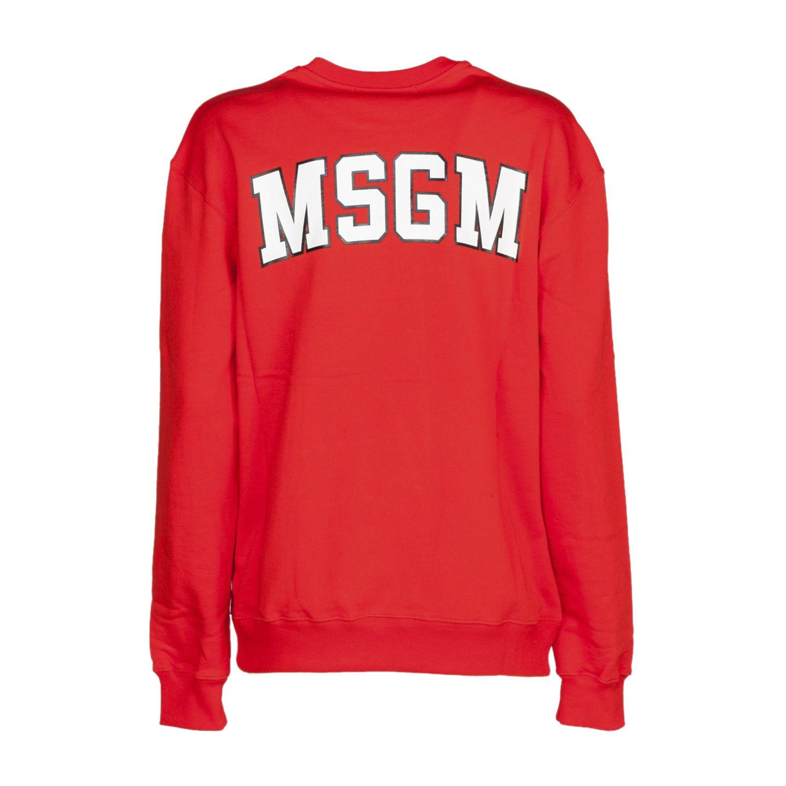 Msgm  MSGM LOGO SWEATSHIRT