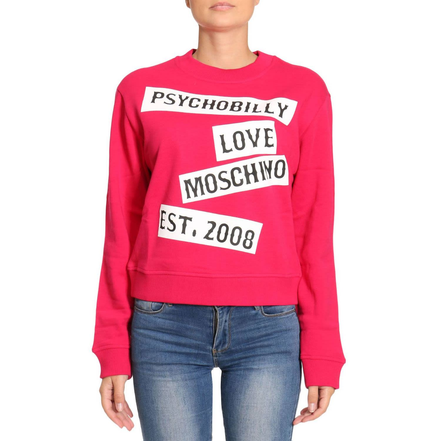 Sweater Sweater Women Moschino Love
