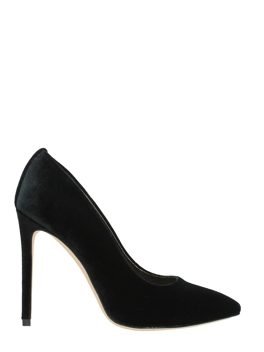 Marc Ellis Black Velvet Pumps
