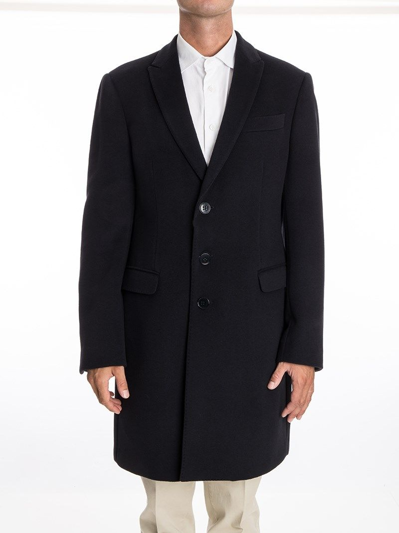 Kired Wool Coat