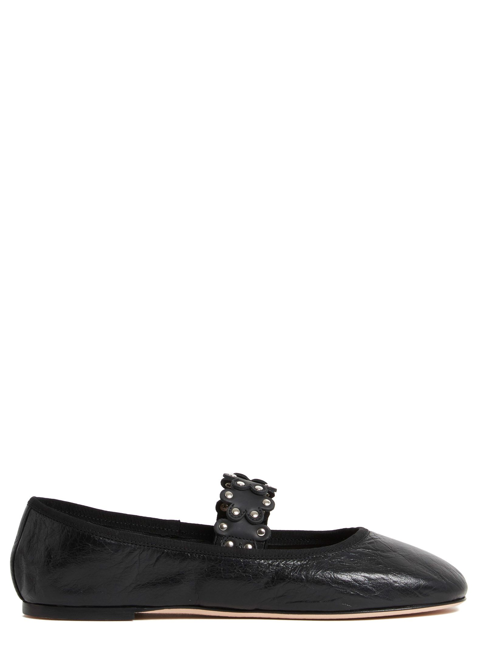 Red Valentino Flat Shoes