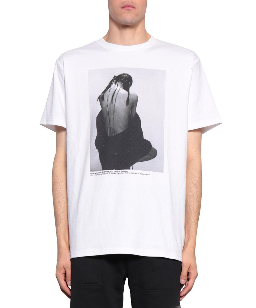 Alyx Drake Cotton T-shirt