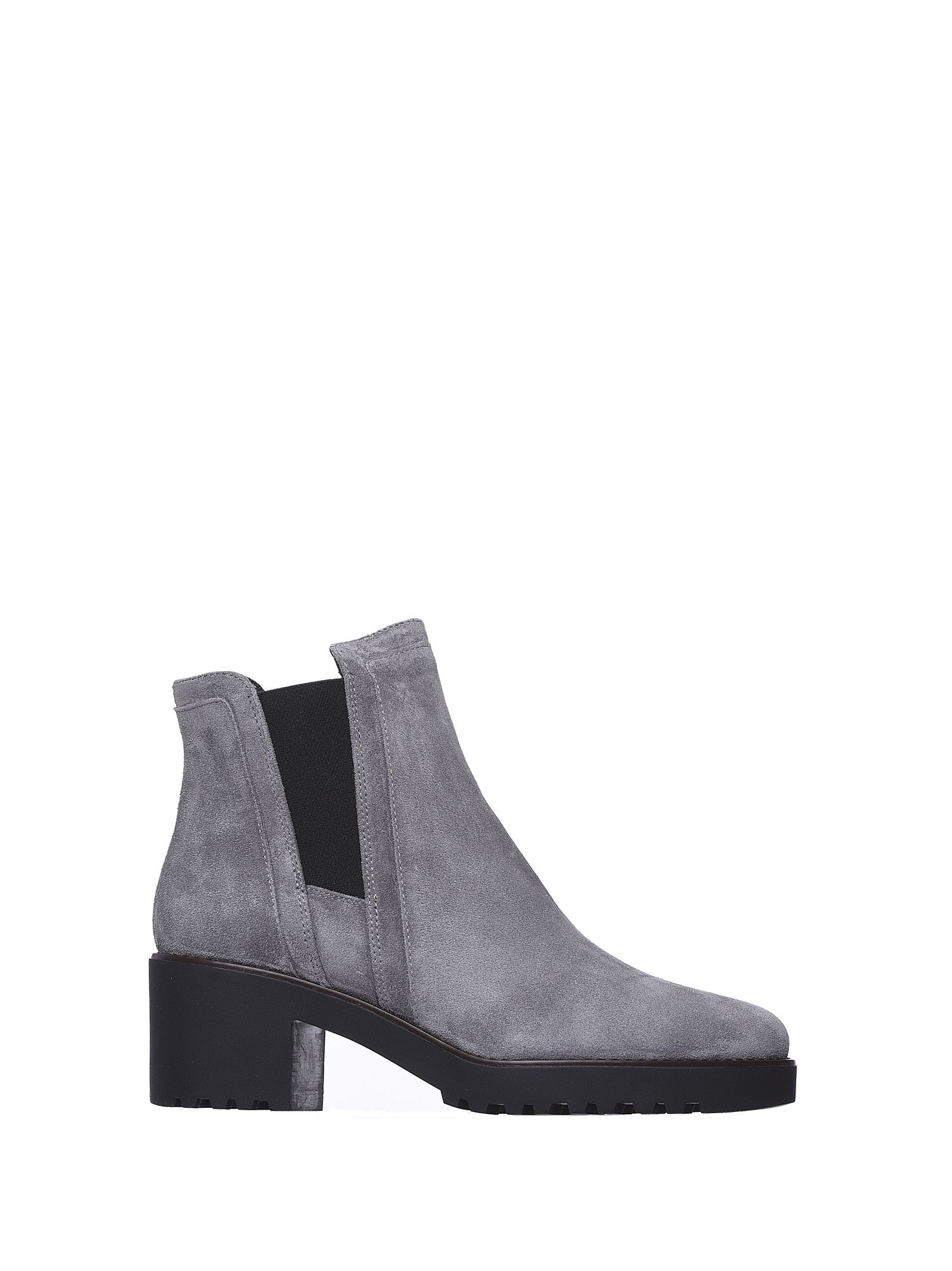 Hogan H277 Ankle Boots Grey