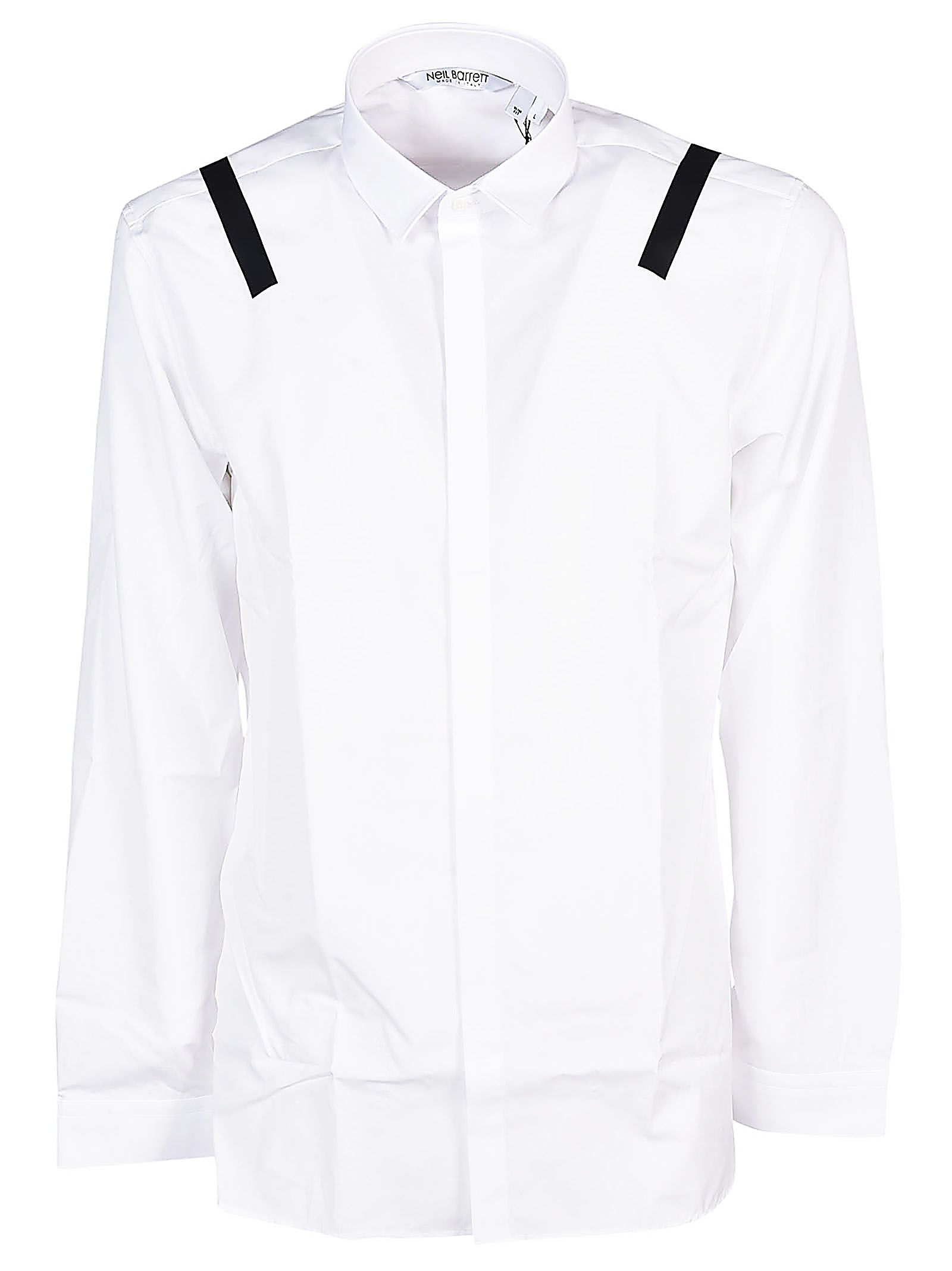 Neil Barrett Line Detail Shirt