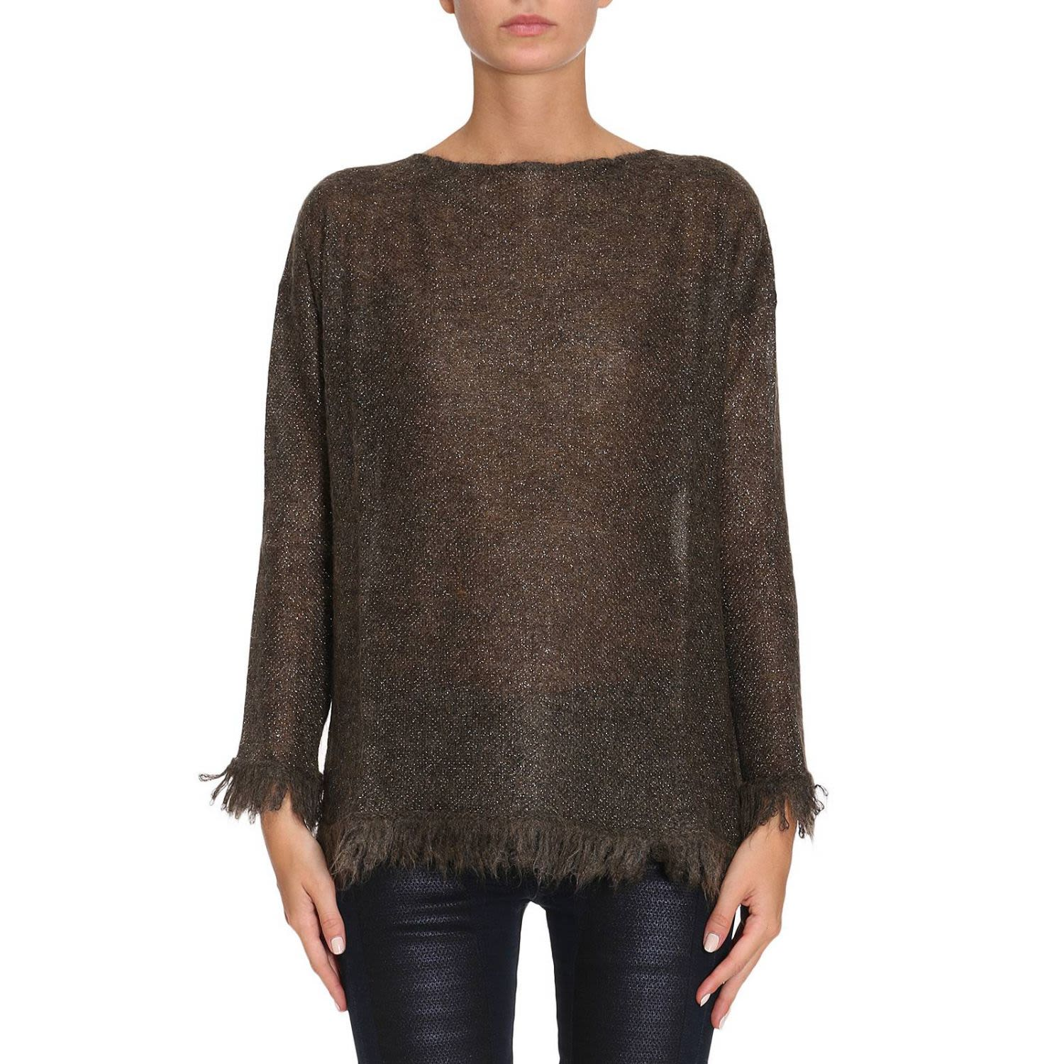 Sweater Sweater Women D.exterior