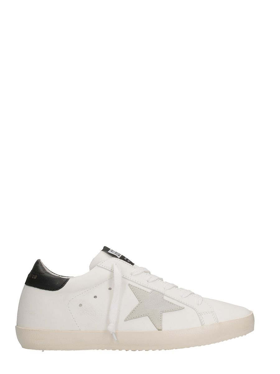 Golden Goose Superstar White Sneakers