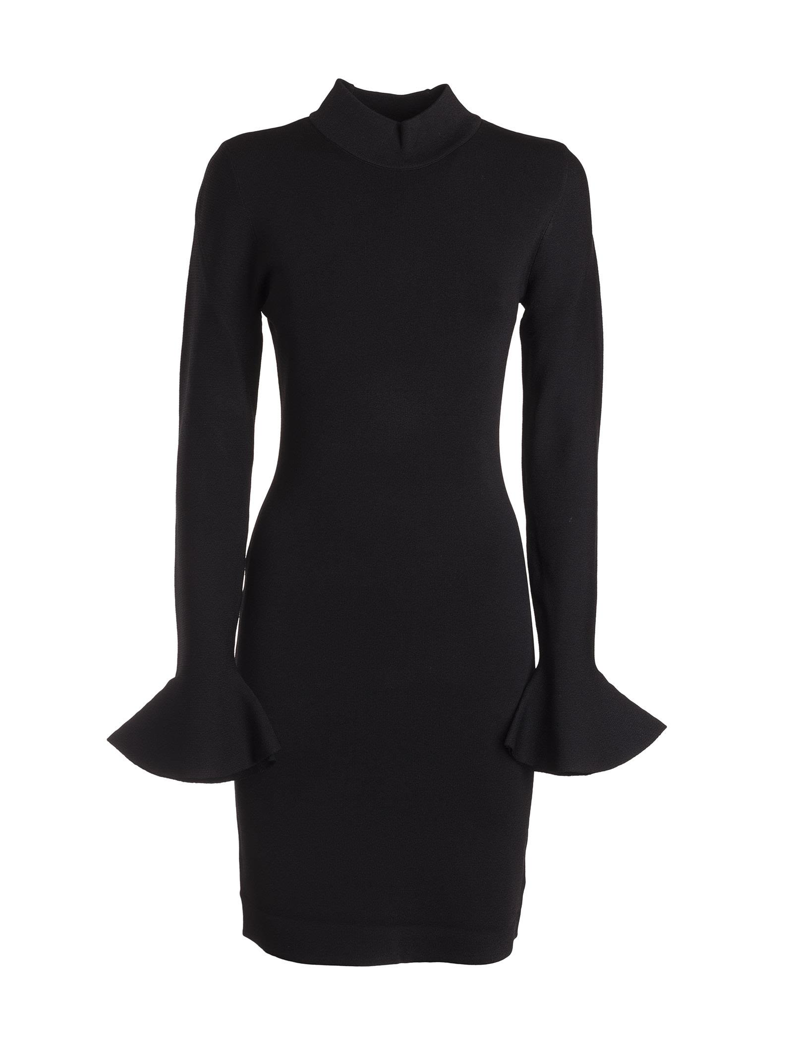 Michael Kors Flared Cuffs Dress