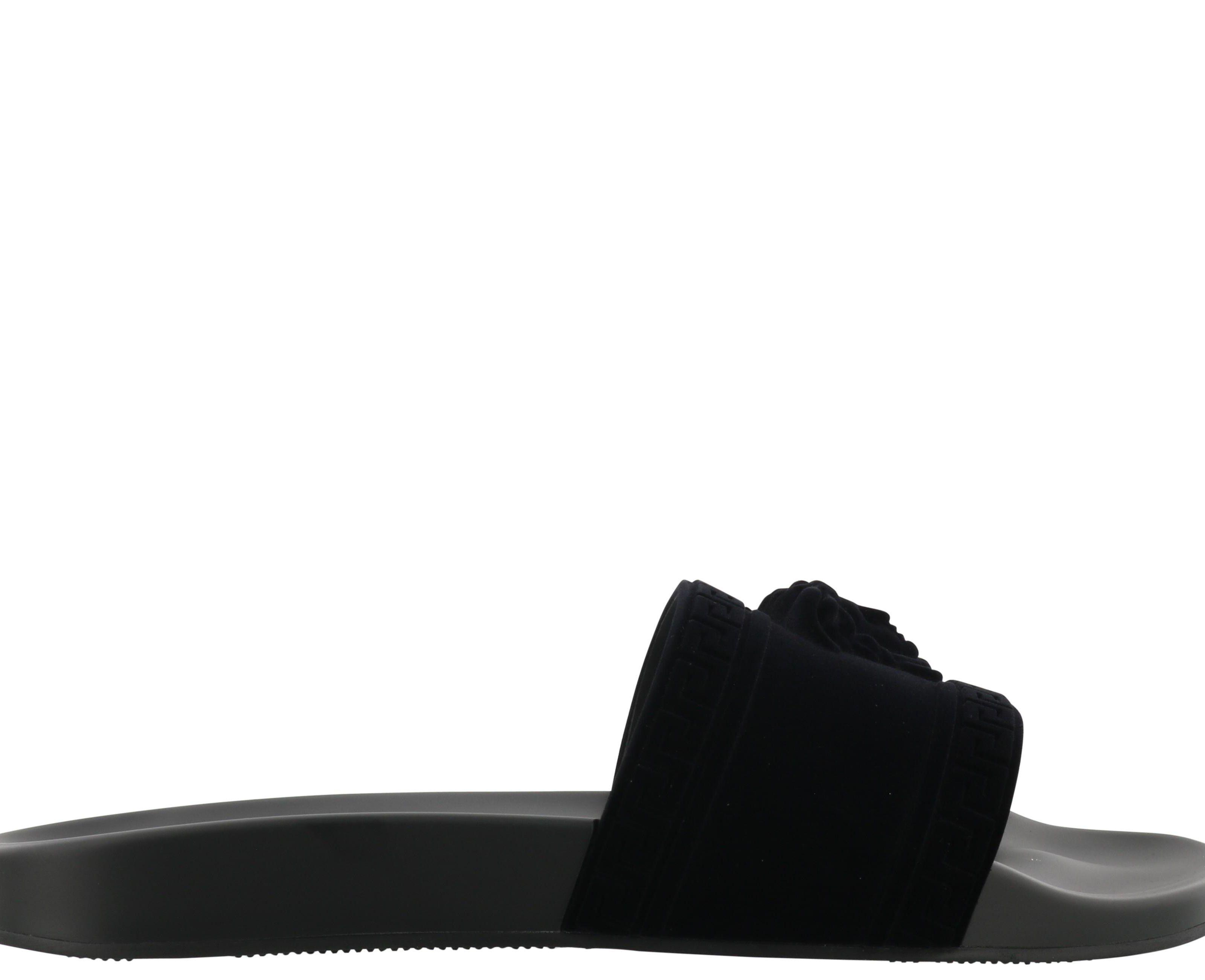 Versace Medusa Slide Sandals