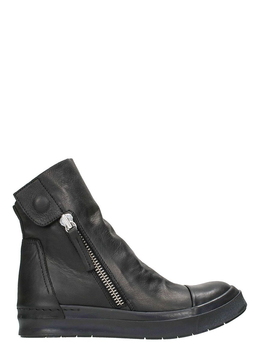 Cinzia Araia Zip Hi-top Sneakers
