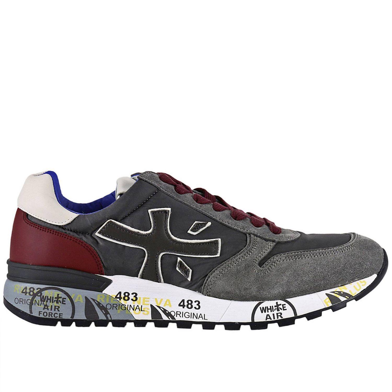 Sneakers Shoes Men Premiata